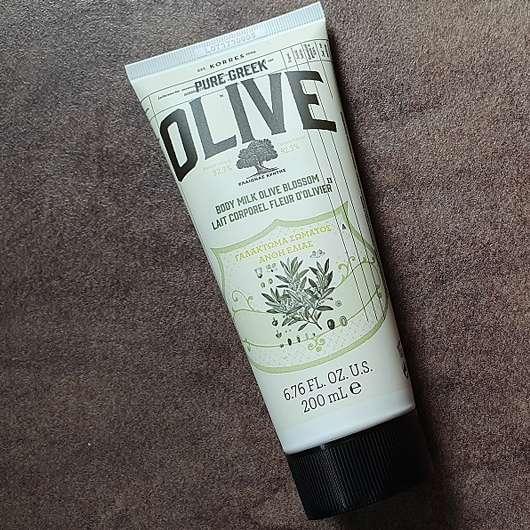 <strong>KORRES</strong> Olive & Olive Blossom Körpermilch