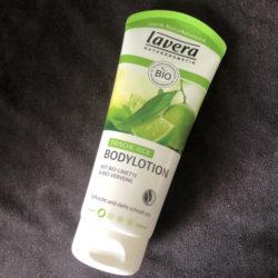 Produktbild zu lavera Naturkosmetik Frische-Kick Bodylotion mit Bio-Limette & Bio-Verveine