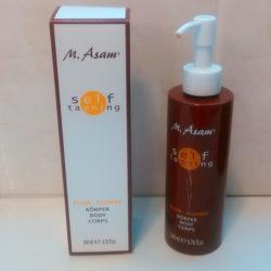 Produktbild zu M. Asam Self Tanning Body Fluid