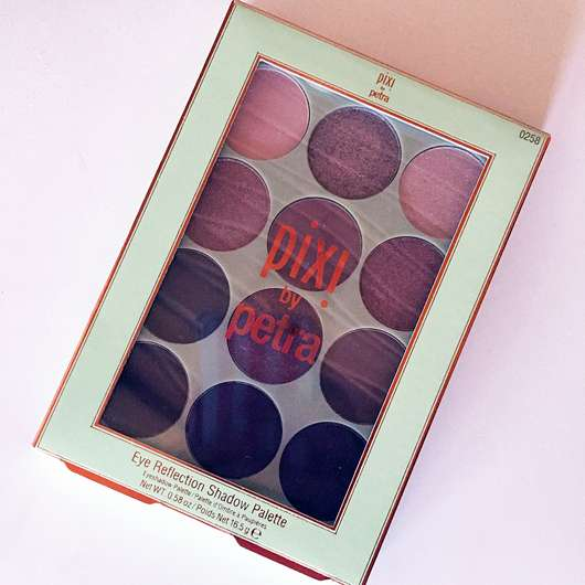 <strong>Pixi</strong> Eye Reflection Shadow Palette - Farbe: Natural Beauty