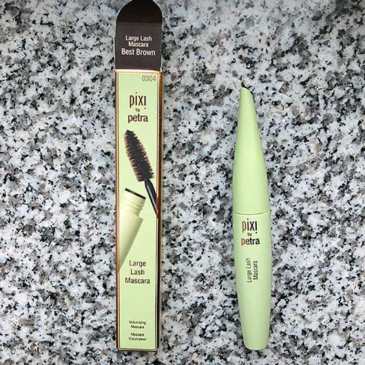 Pixi Large Lash Mascara, Farbe: Best Brown