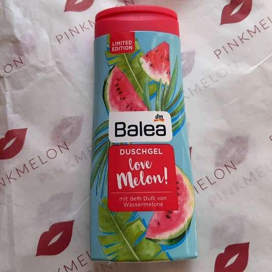 Balea Duschgel Love Melon (LE)