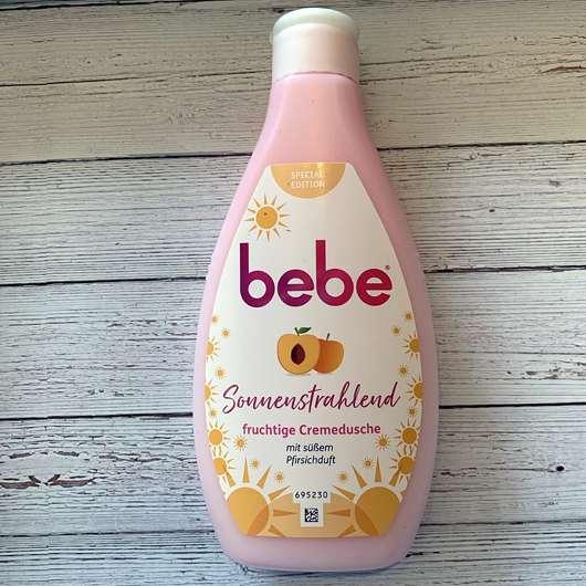 bebe Sonnenstrahlend fruchtige Cremedusche (LE)