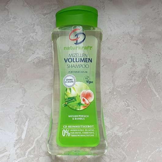 <strong>CD</strong> Naturkraft Mizellen Volumen Shampoo
