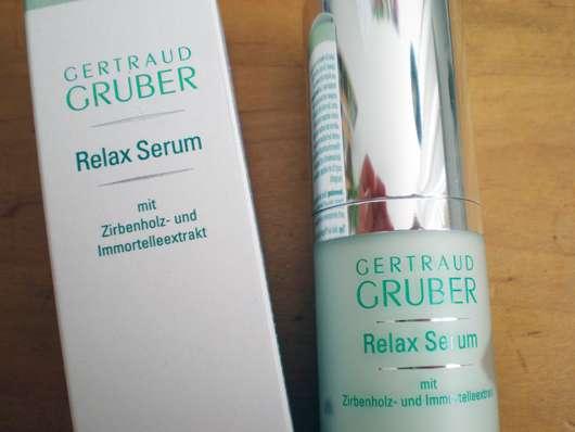 Gertraud Gruber Relax Serum - Details