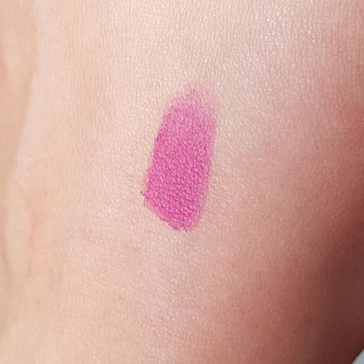Swatch - Sleek MakeUP Lip Dose Lipstick, Farbe: You Want Some More