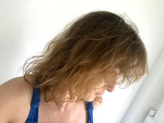 LR ALOE VIA Aloe Vera Beach Wow - Salt Water Wave Spray (LE) - Haare luftgetrocknet und durchgeknetet