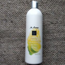 Produktbild zu M. Asam Limette Vanille Aqua Lotion