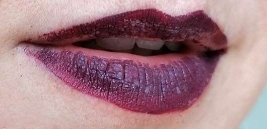 Mary Kay Ultra Stay Lip Lacquer Kit, Farbe: Plum (LE) - Liplack nach ca. 3 Stunden