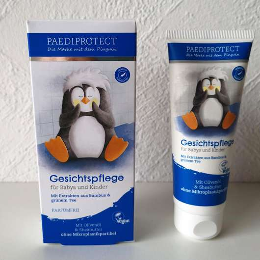 PAEDIPROTECT Gesichtspflege