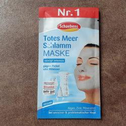 Produktbild zu Schaebens Totes Meer Schlamm Maske