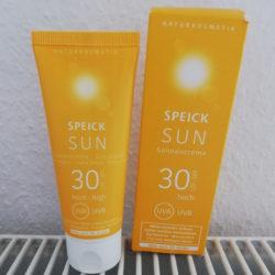 Produktbild zu SPEICK Sun Sonnencreme LSF 30