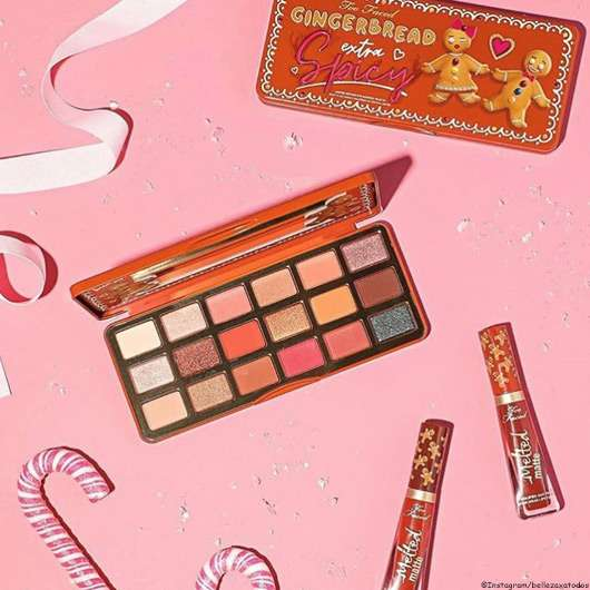 Too Faced Gingerbread Extra Spice