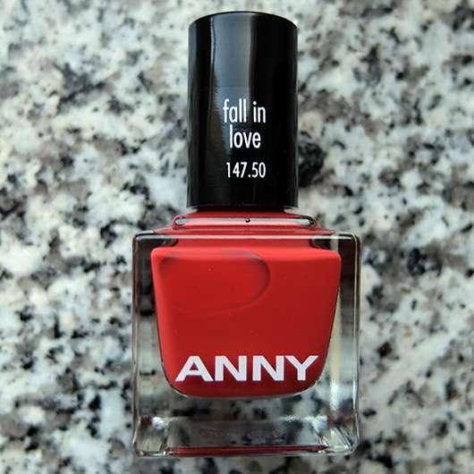 ANNY Nagellack, Farbe: fall in love