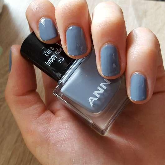 ANNY Nagellack, Farbe: i'm a happy color