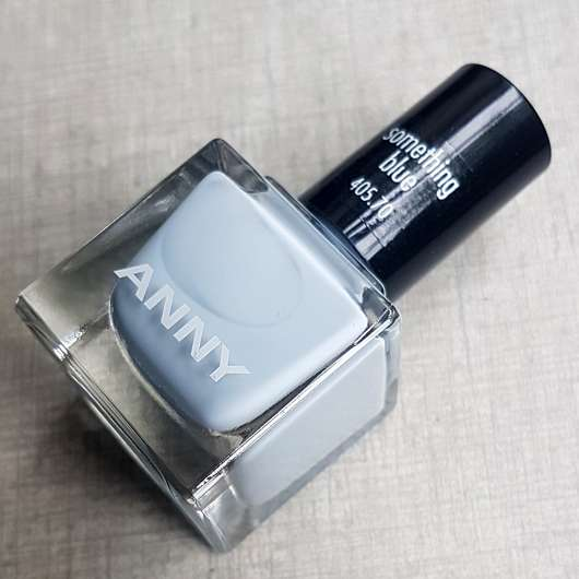ANNY Nagellack, Farbe: something blue