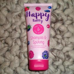 Produktbild zu Bübchen Happy Berry Shampoo & Spülung
