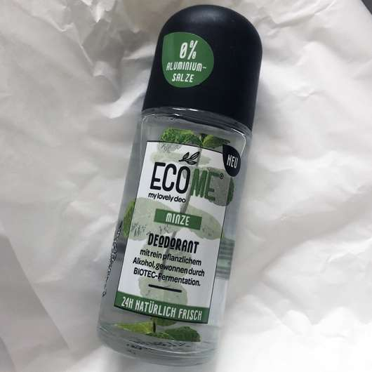 <strong>ECOME</strong> my lovely deo Minze Deodorant Roll-On