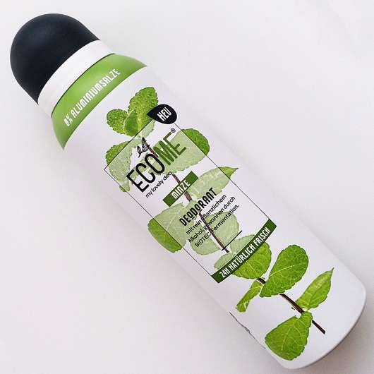 <strong>ECOME</strong> my lovely deo Minze Deodorant Spray