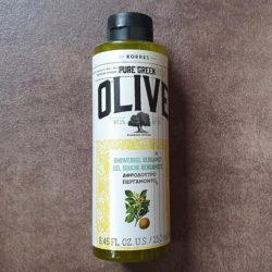 Produktbild zu KORRES Olive & Bergamotte Duschgel