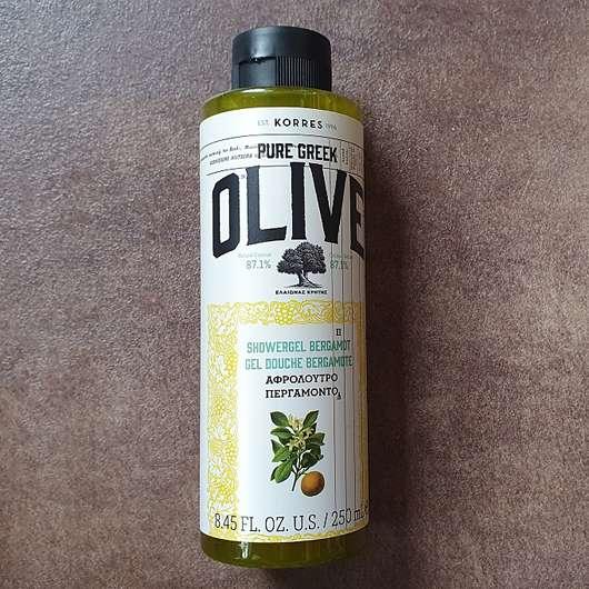 <strong>KORRES</strong> Olive & Bergamotte Duschgel
