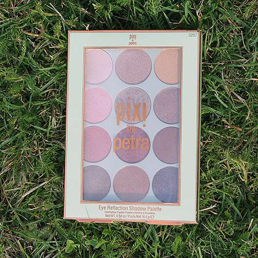 <strong>Pixi</strong> Eye Reflection Shadow Palette - Farbe: Reflex Light