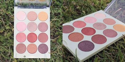 Pixi Eye Reflection Shadow Palette, Farbe: Reflex Light - Palette geöffnet