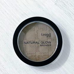 Produktbild zu trend IT UP Natural Glow Bronzer – Farbe: 020