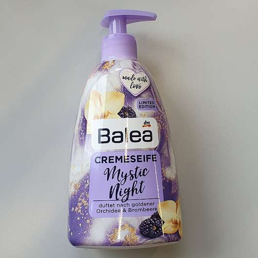 Balea Cremeseife Mystic Night (LE)