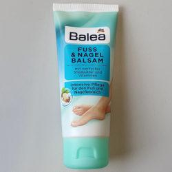 Produktbild zu Balea Fuss- & Nagelbalsam