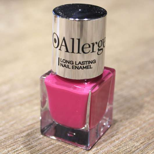 <strong>Bell HYPOAllergenic</strong> Long Lasting Nail Enamel - Farbe: 04 power pink