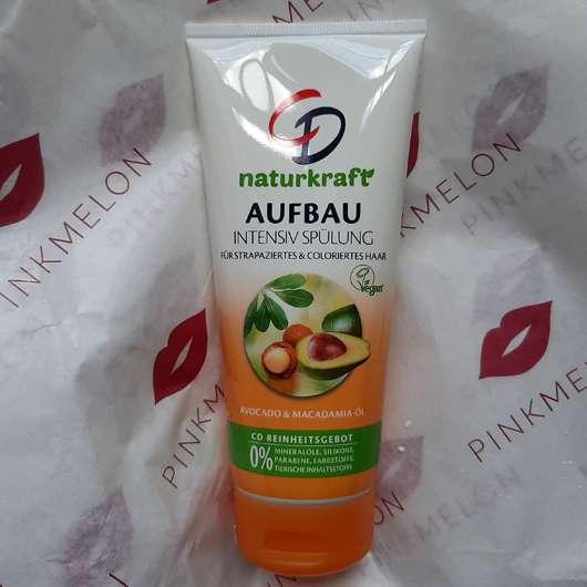 <strong>CD</strong> Naturkraft Aufbau Intensiv Spülung (Avocado & Macadamia-Öl)