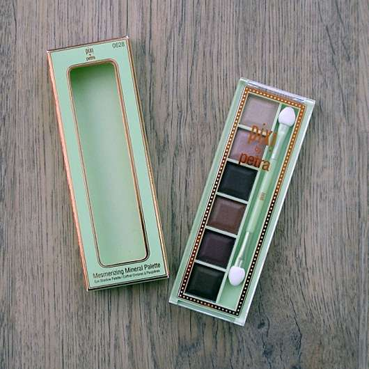 <strong>Pixi</strong> Mesmerizing Mineral Palette - Farbe: Plum Quartz