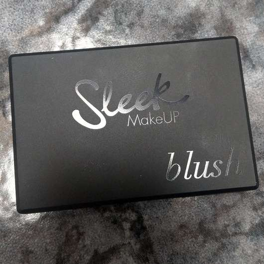 Sleek MakeUp Blush, 933 Coral