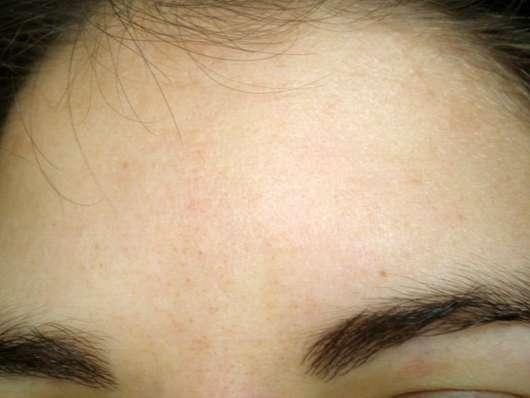 BIO:VÉGANE Bio Papaya 24H AHA Pflege - Hautbild nach der Anwendung