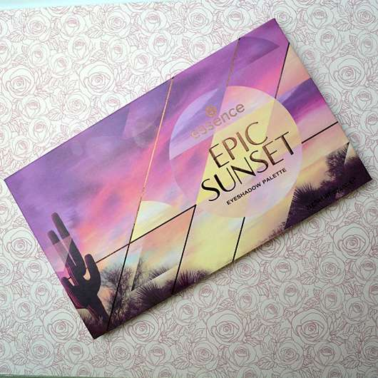 <strong>essence</strong> epic sunset eyeshadow palette