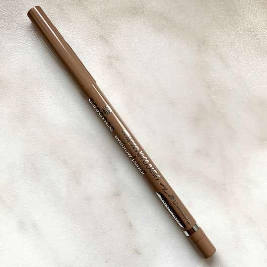<strong>essence</strong> micro precise eyebrow pencil - Farbe: 01 blonde