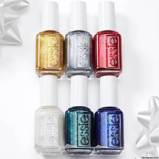 essie Winter 2019 Kollektion