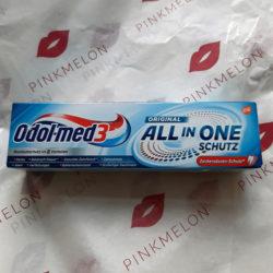 Produktbild zu Odol-med 3 All In One Schutz Zahncreme
