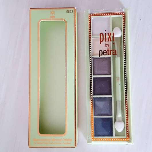 <strong>Pixi</strong> Mesmerizing Mineral Palette - Farbe: silver sky