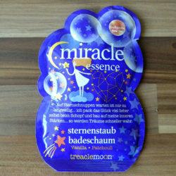 Produktbild zu treaclemoon miracle essence sternenstaub badeschaum