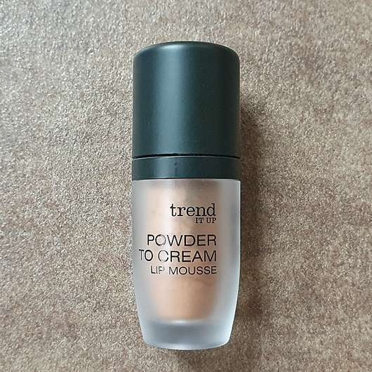 trend IT UP Powder To Cream Lip Mousse, Farbe: 010