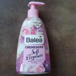 Produktbild zu Balea Cremeseife Soft Elegance (LE)