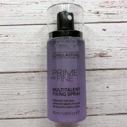 Produktbild zu Catrice Prime And Fine Multitalent Fixing Spray