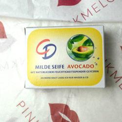 Produktbild zu CD Milde Seife Avocado