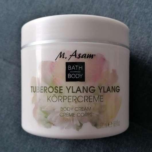 <strong>M. Asam</strong> Tuberose Ylang Ylang Körpercreme