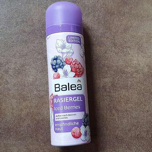 Balea Rasiergel Iced Berries (LE)