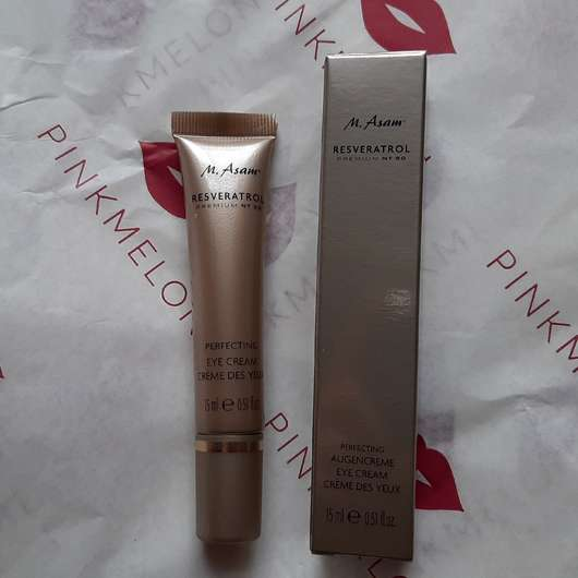 <strong>M. Asam</strong> Resveratrol Premium NT50 Perfecting Eye Cream