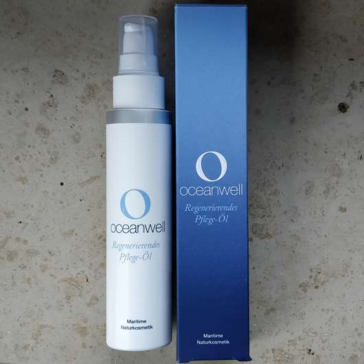 <strong>Oceanwell</strong> Regenerierendes Pflege-Öl