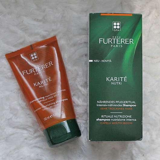 René Furterer Karité Nutri Intensiv-nährendes Shampoo